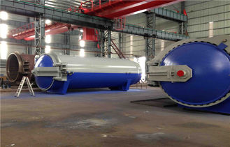 China Pneumatic Vulcanizing Autoclave supplier