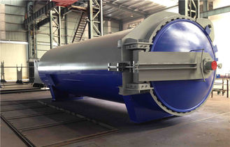 China Wood / Rubber / Food Vulcanizing Autoclave Equipment φ2m For Automotive Industrial supplier