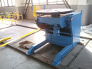 China Horizontal Automatic Welding Positioner , 3 Ton Weld Positioner Turing Tables company