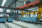 China Autoclaving Sand Lime Block Manufacturing Machine 150000m3 High Capacity factory