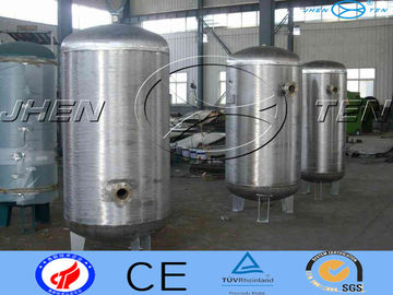 China Milk Stainless Steel Pressure Vessel Storage For  Bioligy Health Tank distributor