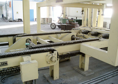 China Fully Automatic Autoclaved Aerated Concrete Equipment Sand Lime factory