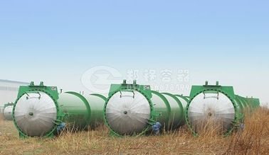 China 1 m diameter of industrial autoclave factory