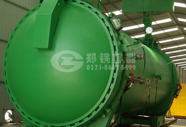 China Electric door autoclave distributor