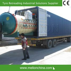 China Tire Retreading Equipment Curing Chamber/autoclave distributor
