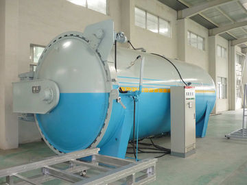 China Diameter 2.5 m processing lamination glass autoclave industrial distributor