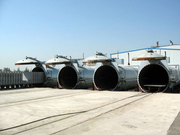China Pressure Vessel Chemical Autoclave factory