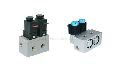 China Oxygen Generator Diaphragm Pilot Solenoid Valve Low Pressure0.35Mpa G1/4 distributor