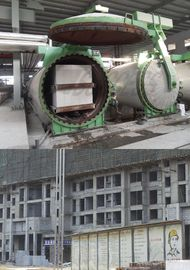 China Steam Brick AAC Stainless Steel Autoclave Automatic Steam Sterilizer factory