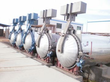 China Industrial Pressure Wood Autoclave Equipment For Rubber Vulcanization , Φ2m factory