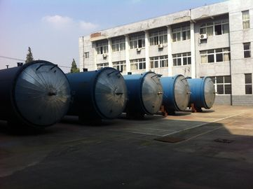 China Automatic Block Wood Autoclave Steam Equipment air For Industrial factory