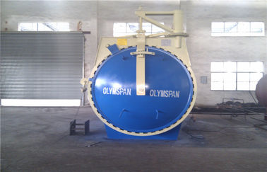 China Professional Industrial Autoclave Equipment For Rubber Vulcanization , Φ2.5m factory