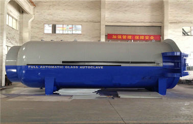 China Automatic Industrial Chemical Autoclave Equipment For Steam Sand Lime Brick factory