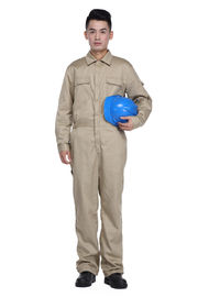 China Safety Protective Arc Flash Equipment Boiler Suit / Workwear / Coverall Static Resistant distributor