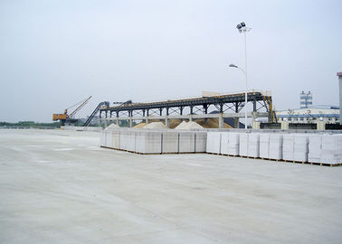 China High Efficiency Autoclaved Aerated Concrete AAC Block Manufacturing Plant factory
