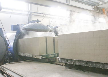 China High Cost Performance AAC Block Autoclave / AAC Autoclave / Panel Autoclave factory