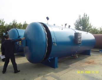 China Pressure vessel woods autoclave factory