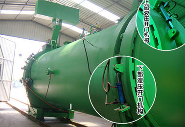 China industrial steam autoclave factory
