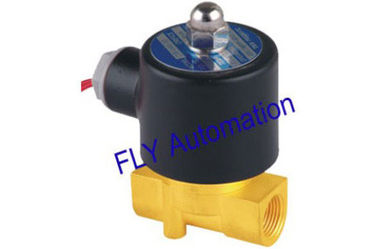 """China 3/8"""" High Pressure Stainless steel Direct-Acting Water Solenoid Valves 2WH020-10 UD-10H distributor"""